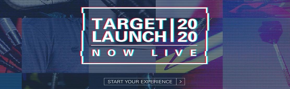 Target Launch 2020